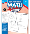 Common Core Math 4 Today, Grade 1 (Common Core 4 Today) Cover Image
