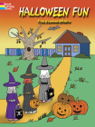 Halloween Fun (Dover Coloring Books) Cover Image