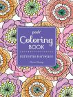 Posh Adult Coloring Book: Patterns for Peace (Posh Coloring Books #18) Cover Image