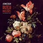 Ashmolean Museum - Dutch Masters Wall Calendar 2021 (Art Calendar) Cover Image