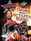 WWE SummerSlam Trivia and Activity Book Cover Image