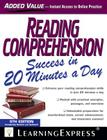 Reading Comprehension Success in 20 Minutes a Day Cover Image