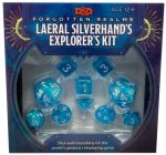D&D Forgotten Realms Laeral Silverhand's Explorer's Kit (D&D Tabletop Roleplaying Game Accessory) Cover Image