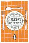 Cookery Postcards from Penguin: 100 Cookbook Covers in One Box Cover Image