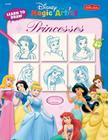 Learn to Draw Disney Princesses (Disney Learn-to-Draw) Cover Image