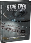 Star Trek Adventures Core Rulebook Collector's Ed. Ltd. Ed. Sci Fi RPG Cover Image