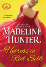 Heiress in Red Silk (A Duke's Heiress Romance #2) Cover Image