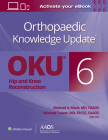 Orthopaedic Knowledge Update(r) Hip and Knee Reconstruction 6 Print + eBook Cover Image