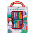 My Little Library: Bedtime Stories (12 Board Books & 3 Downloadable Apps!) Cover Image