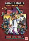 Crack in the Code! (Minecraft Stonesword Saga #1) (A Stepping Stone Book(TM)) Cover Image