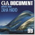 GA Document 99 - Special Issue Zaha Hadid Cover Image