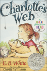 Charlotte's Web (Trophy Newbery) Cover Image