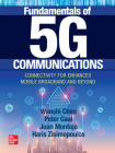 Fundamentals of 5g Communications: Connectivity for Enhanced Mobile Broadband and Beyond Cover Image
