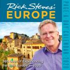 Rick Steves' Europe Page-A-Day Calendar 2020 Cover Image