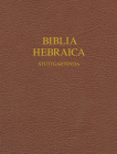 Biblia Hebraic Stuttgartensia-FL-Wide Margin Cover Image