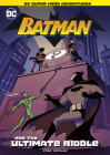 Batman and the Ultimate Riddle Cover Image