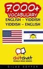 7000+ English - Yiddish Yiddish - English Vocabulary Cover Image