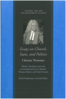 Essays on Church, State, and Politics (Natural Law and Enlightenment Classics) Cover Image